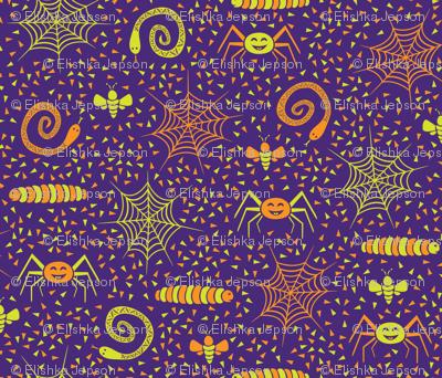 Kooky Spooky Critters