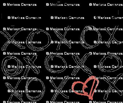 xoxHEART doodle