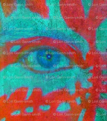 red eyeball