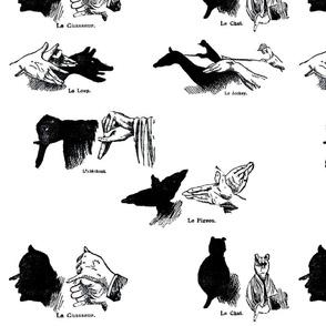 Vintage_Printable_-_French_Hand_Shadows