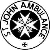 Doctor Who Matt Smith St Johns Ambulance Logo