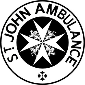 Doctor Who Matt Smith St Johns Ambulance Logo Variant