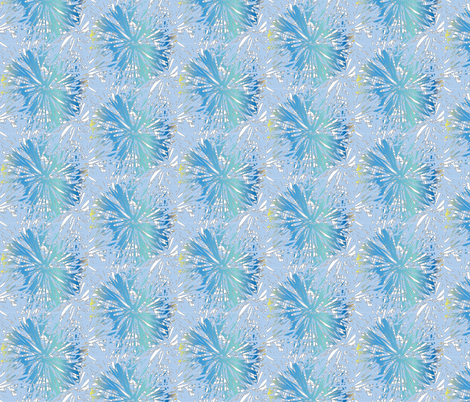 coolburst fabric by lilbirdfly on Spoonflower - custom fabric