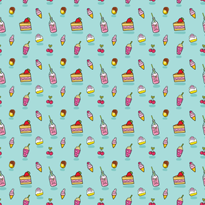 yum fabric by kostolom3000 on Spoonflower - custom fabric