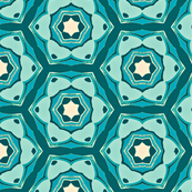 hexflower wallpaper