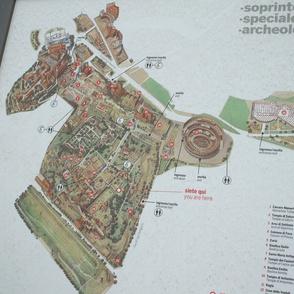 Maps, travel guidebooks