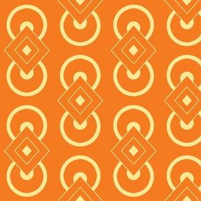 Diamond Life (Orange)