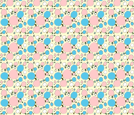 shower me with spots fabric by spontaneouscombustion on Spoonflower - custom fabric