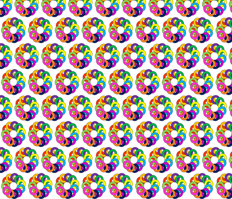 Linked_circles_multi fabric by reganraff on Spoonflower - custom fabric