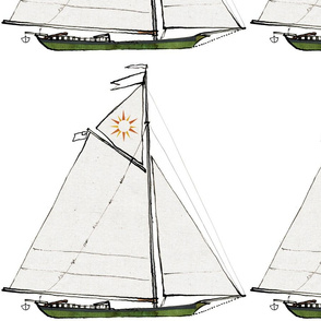 sloop clearwater
