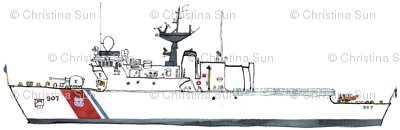 coast guard cutter ESCANABA