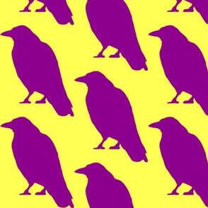 Purple Raven