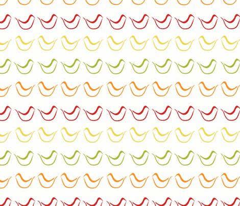 Birds_Small_Primary fabric by roxanne_lasky on Spoonflower - custom fabric