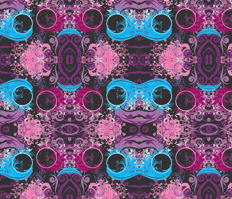 bibibi-ch fabric by snork on Spoonflower - custom fabric