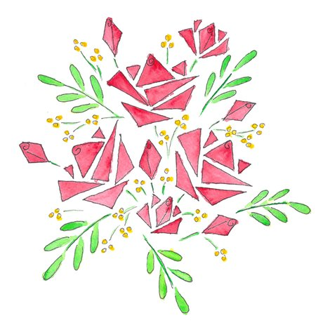 Rrrrrrrrrrrangular_bunch_of_roses_block_shop_preview