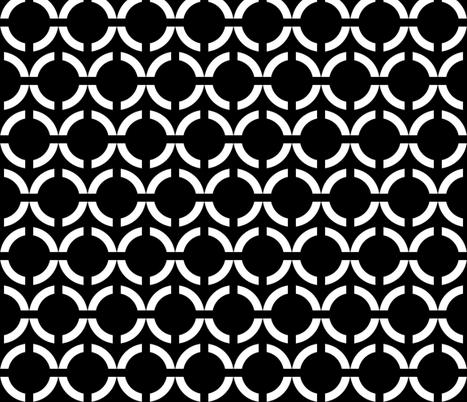 Unlinked 2 White on Black