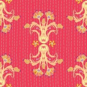 Kantha Bouquet 7