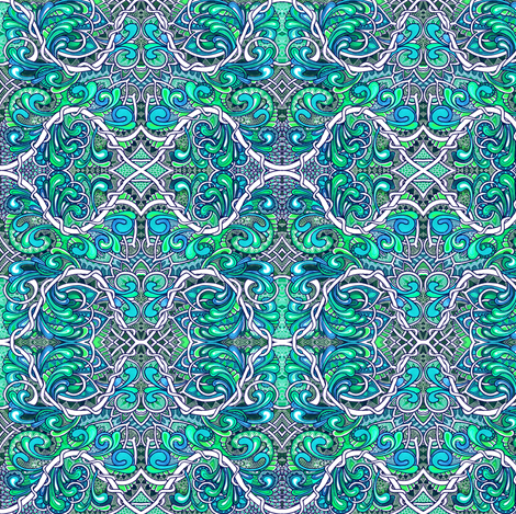 Show Me a Sine fabric by edsel2084 on Spoonflower - custom fabric