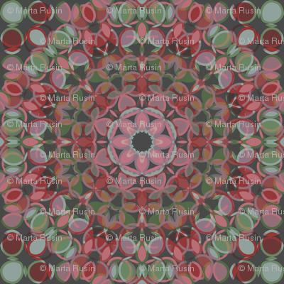 retro geometry in kaleidospope
