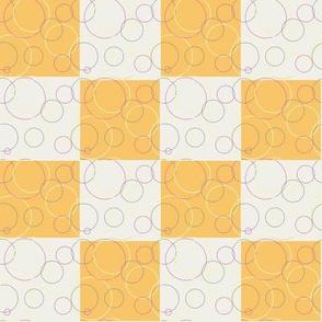 Checkered Wishing Rings  2