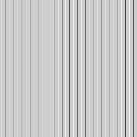 Faux embossed stripes
