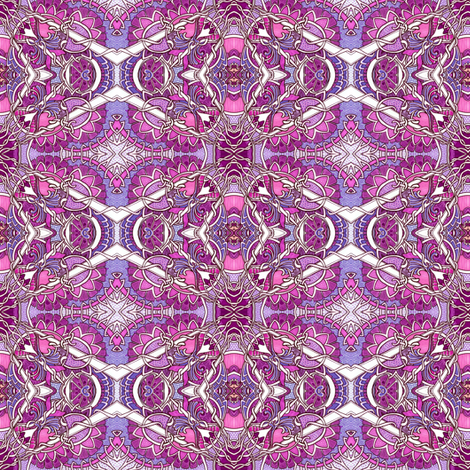 Purples Passion fabric by edsel2084 on Spoonflower - custom fabric