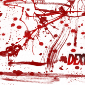 Blood Splatter - Dexter