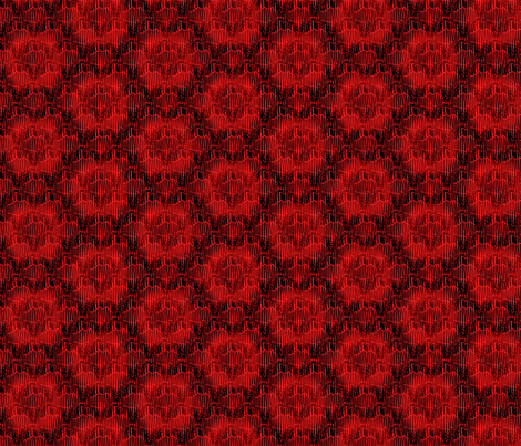 Lacey One fabric by spontaneouscombustion on Spoonflower - custom fabric