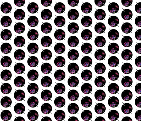 African_daisies fabric by bosun on Spoonflower - custom fabric