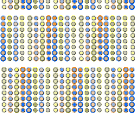 buttons_on_circles fabric by bosun on Spoonflower - custom fabric