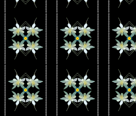 columbine fabric by bosun on Spoonflower - custom fabric