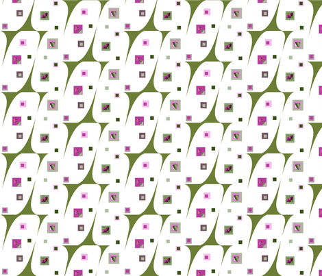 mod_beautyberry_pieces fabric by bosun on Spoonflower - custom fabric