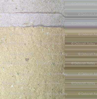 Columns of Handmade Paper