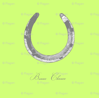 Horseshoe Chartreuse