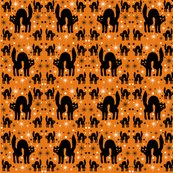 Rretro_style_black_cat_in_starburst_with_orange_background___white_stars_16x_shop_thumb