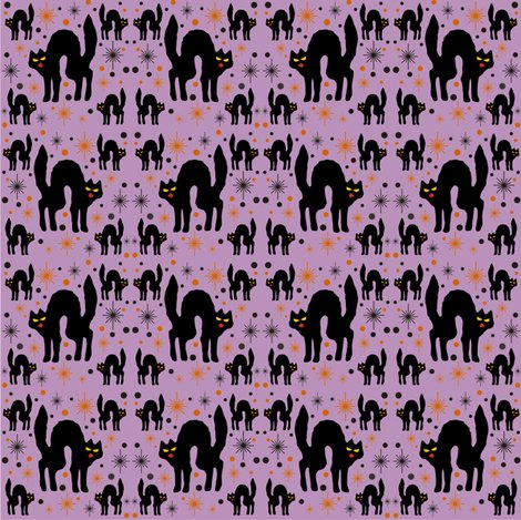 Rretro_style_black_cat_in_starburst_with_purple_background_16x_shop_preview