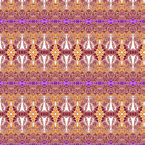 Can You Dance the Charleston? (horizontal stripe) fabric by edsel2084 on Spoonflower - custom fabric