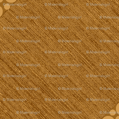 End Grain, soft wood grain look in  browns, with light peach fleur-de-lis pattern