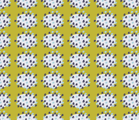 Anwen#1 fabric by siribean on Spoonflower - custom fabric