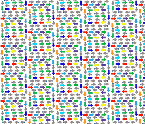 aretag's shape glyph-ch fabric by aretag on Spoonflower - custom fabric