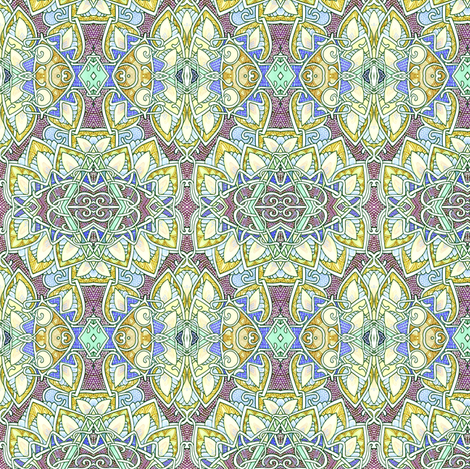 Whisper fabric by edsel2084 on Spoonflower - custom fabric