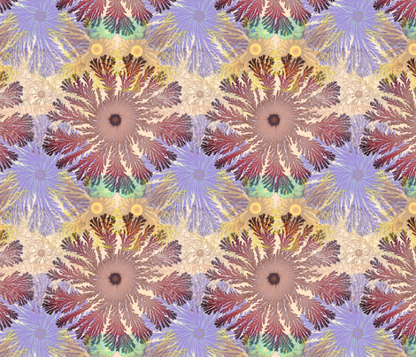 Normal Flora fabric by eoconnell on Spoonflower - custom fabric
