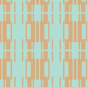 mod line - blue