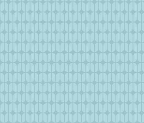 Mod Pale Teal fabric by brainsarepretty on Spoonflower - custom fabric