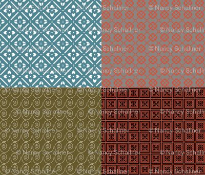 Fat Quarter Set 1