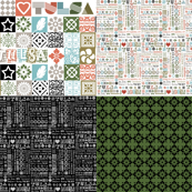 Fat Quarter Set 2