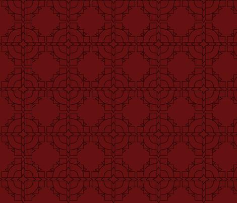 Earthen Lines fabric by olumna on Spoonflower - custom fabric