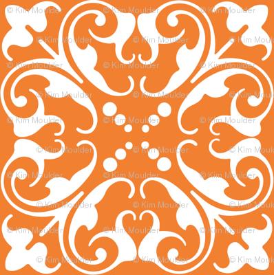 lizzie orange