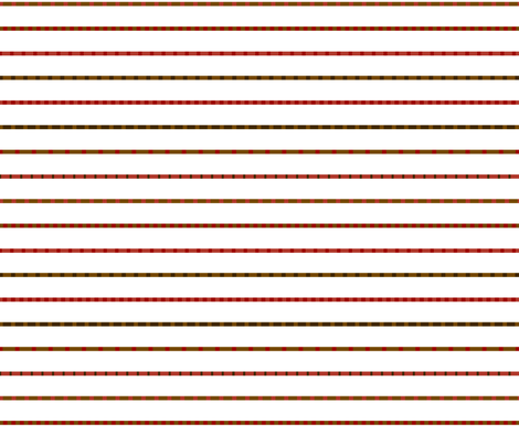 skinny stripes in earth tones fabric by melhales on Spoonflower - custom fabric