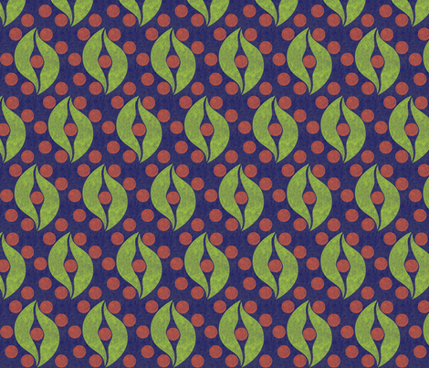 leaflips2 fabric by glimmericks on Spoonflower - custom fabric